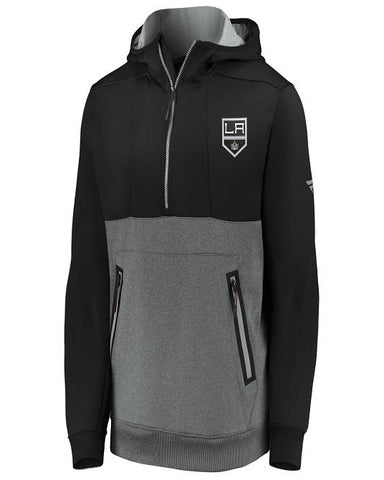 LA Kings TNT Tech Zip Pullover Hoodie