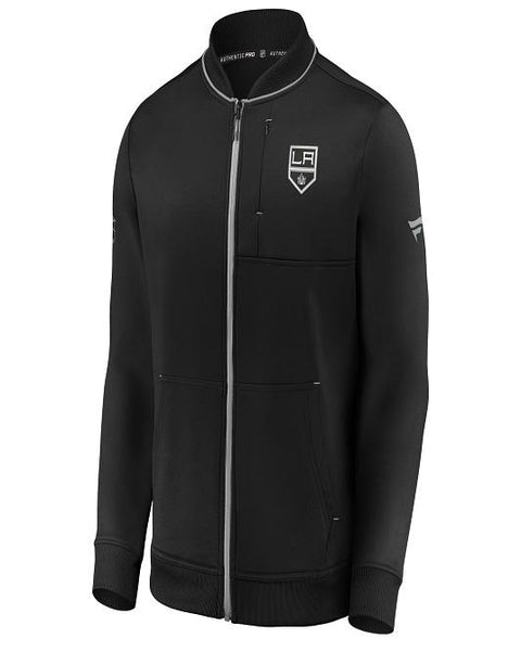 LA Kings Authentic Pro Locker Room Full Zip Jacket