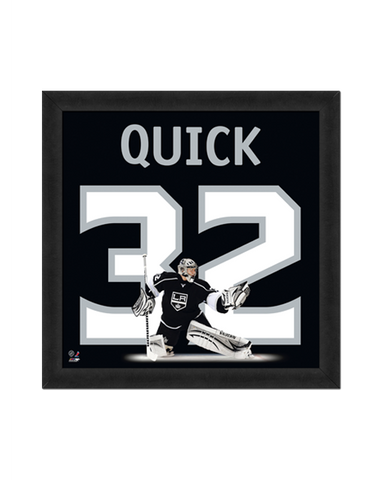LA Kings Quick Number Frame