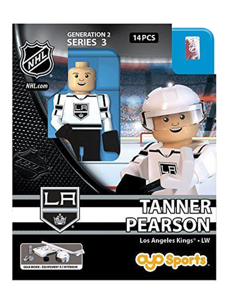 Los Angeles Kings Tanner Pearson Road OYO Figurine