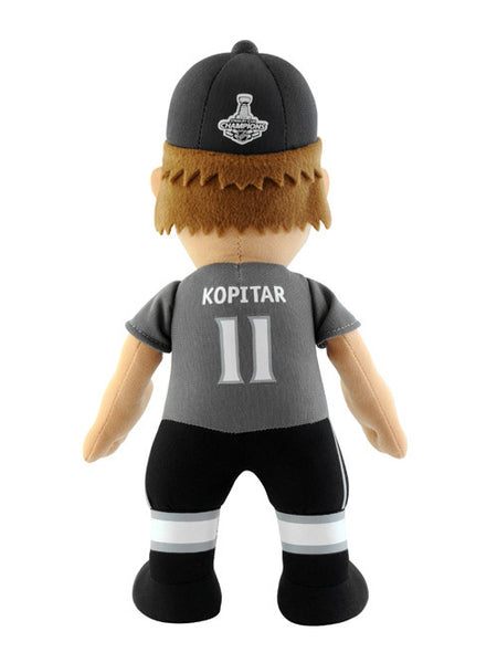 Los Angeles Kings Anze Kopitar Stanley Cup Champions Plush Doll
