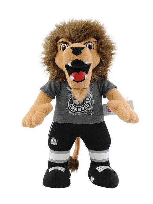 LA Kings Bailey Stanley Cup Champions Plush Doll