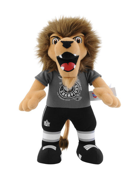 Los Angeles Kings Bailey Stanley Cup Champions Plush Doll