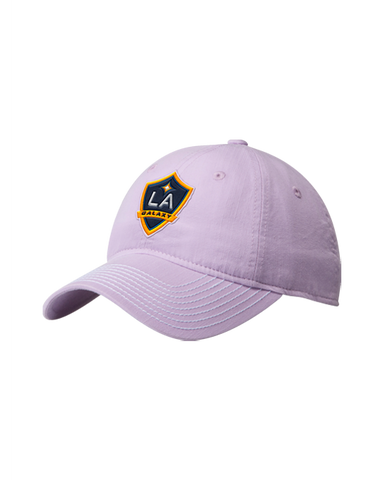 LA Galaxy Women's Slouch Pink Adjustable Cap