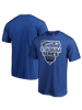 LA Kings Stadium Series Logo Short Sleeve Tee - Royal