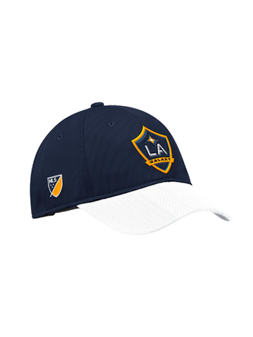 LA Galaxy Authentic Team Slouch Adjustable Cap