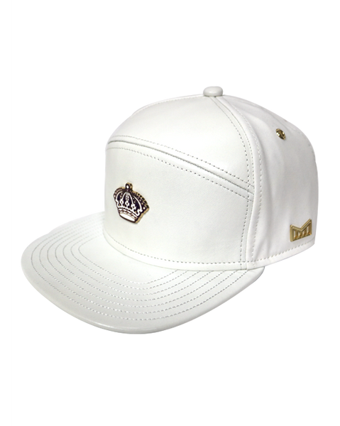 Los Angeles Kings Limited Edition White Crown Cap