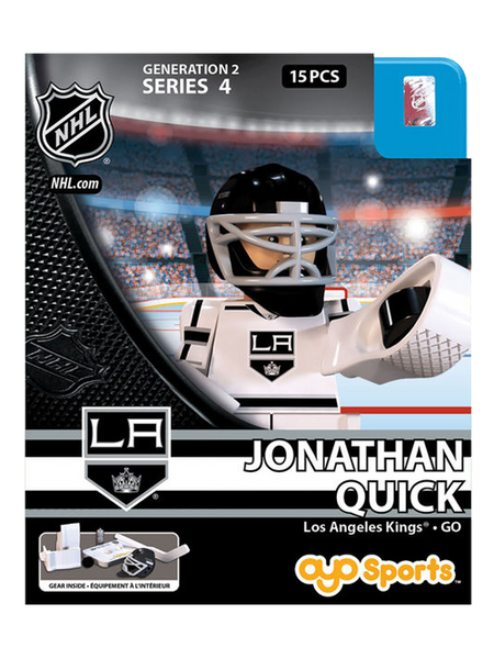 Los Angeles Kings Jonathan Quick Road OYO Figurine