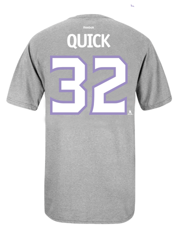 Los Angeles Kings HFC Jonathan Quick Player T-Shirt