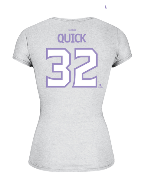 Los Angeles Kings Women's HFC Jonathan Quick Player T-Shirt
