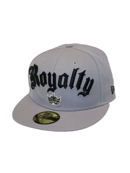 Los Angeles Kings 5950 Royalty Crown Fit Cap