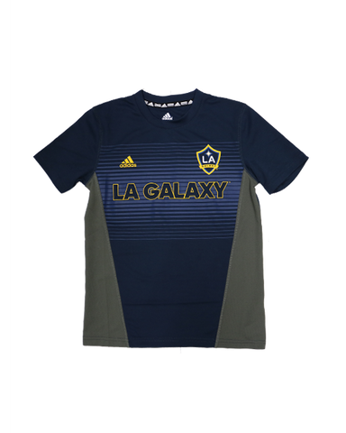 LA Galaxy Youth Fan Nation T-Shirt