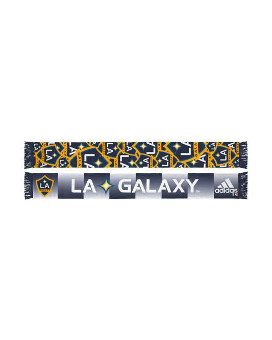 LA Galaxy All Over Logo Sublimated Scarf