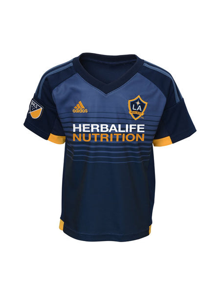 LA Galaxy Toddler Secondary Replica Jersey