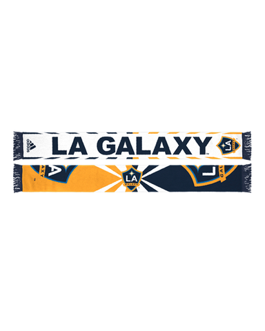 LA Galaxy Shield Jacquered Scarf