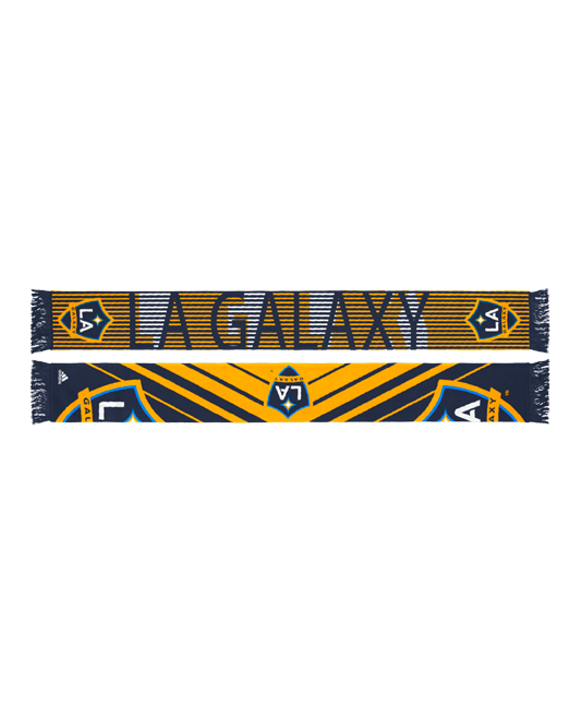 LA Galaxy Racer Jacquered Scarf