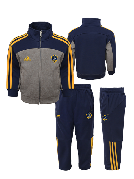 LA Galaxy Kids Trainer Pant Set