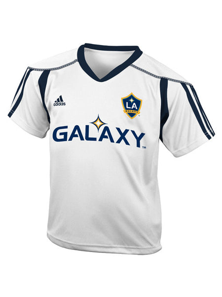 LA Galaxy Toddler Primary Call Up Jersey