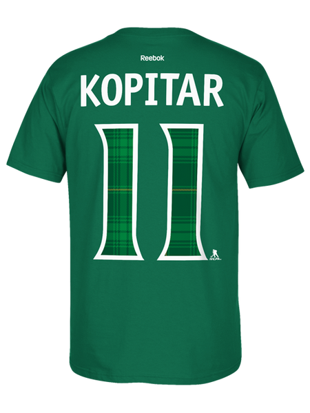 Los Angeles Kings St. Patrick's Anze Kopitar Player T-Shirt