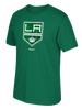 LA Kings St. Patrick's Jonathan Quick Player T-Shirt