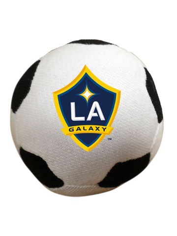 LA Galaxy Soccer Ball Plush