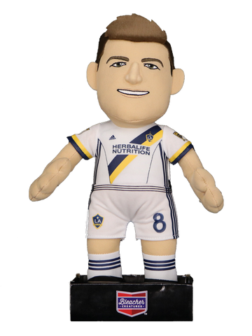 "LA Galaxy Steven Gerrard 10"" Plush Doll"