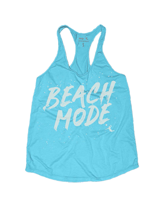 AVP Women's Beach Mode Racerback Tank