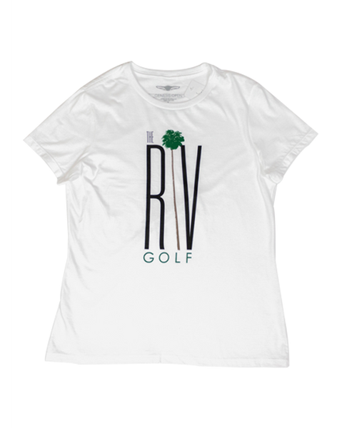 Genesis Open Women's Riviera Golf T-Shirt