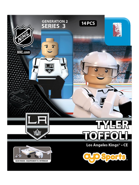 Los Angeles Kings Tyler Toffoli Road OYO Figurine