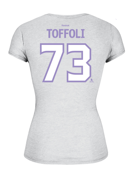 Los Angeles Kings Women's HFC Tyler Toffoli Player T-Shirt
