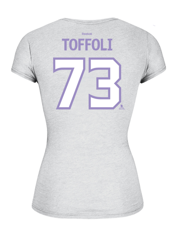 LA Kings Women's HFC Tyler Toffoli Player T-Shirt