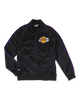 Los Angeles Lakers Checkered Full Zip Track Jacket
