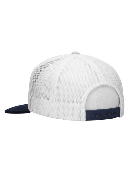 LA Galaxy Original Foam Trucker Snapback Cap