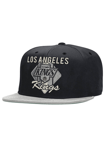 LA Kings CCM Two Tone Retro Snapback Cap