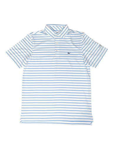 Genesis Open Sankaty Polo - Blue-White