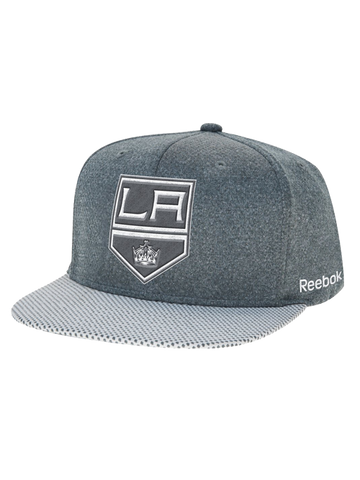 Los Angeles Kings Textured Spot Tonal Snapback Cap