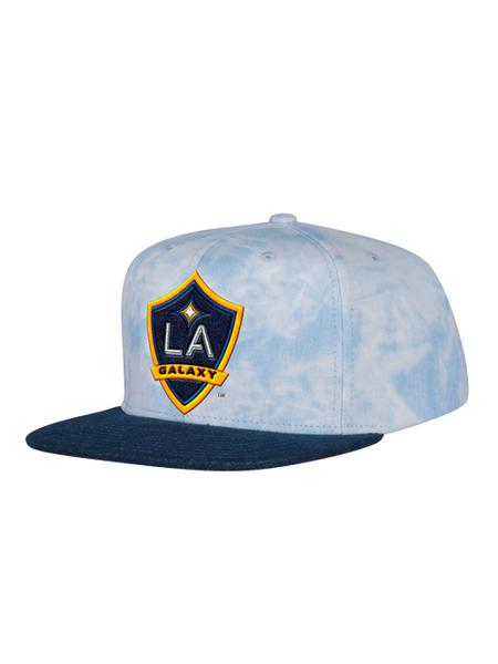 LA Galaxy Team Denim Snapback Cap