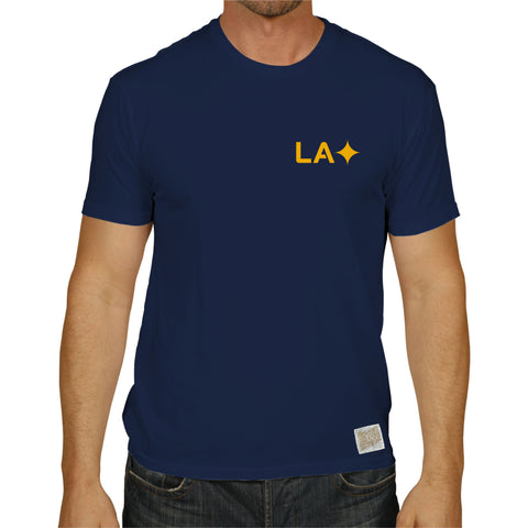 LA GALAXY ORIGINAL RETRO QUASAR VINTAGE T SHIRT