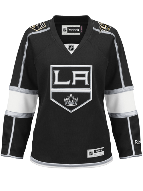 034cc0779d7 LA Kings Reebok Women s Premier Home Jersey – TEAM LA Store