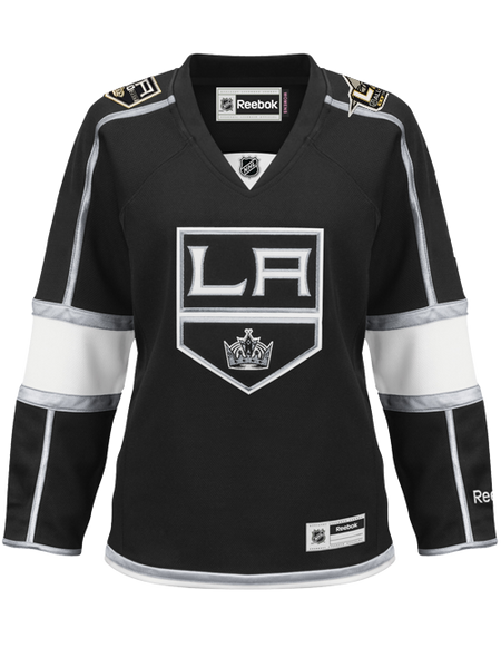 LA Kings Women's Premier Home Jersey