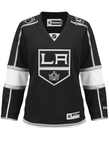 LA Kings Reebok Women's Premier Home Jersey