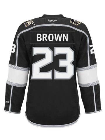Los Angeles Kings Women's Dustin Brown Premier Home Jersey