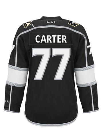 Los Angeles Kings Women's Jeff Carter Premier Home Jersey