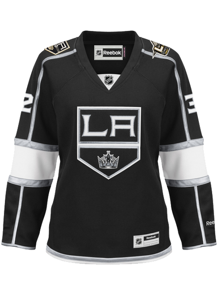 Los Angeles Kings Women's Jonathan Quick Premier Home Jersey