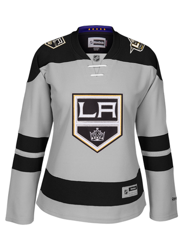 Los Angeles Kings 50th Anniversary Women's Premier Jersey