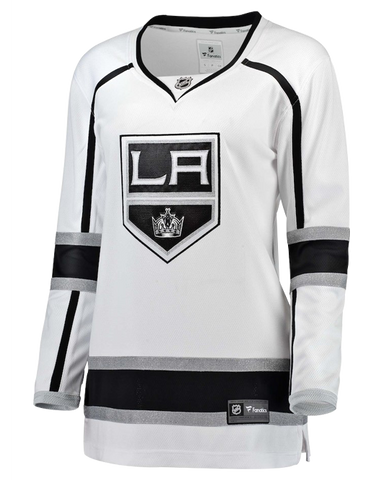 LA Kings Women's Breakaway Replica Road Jersey
