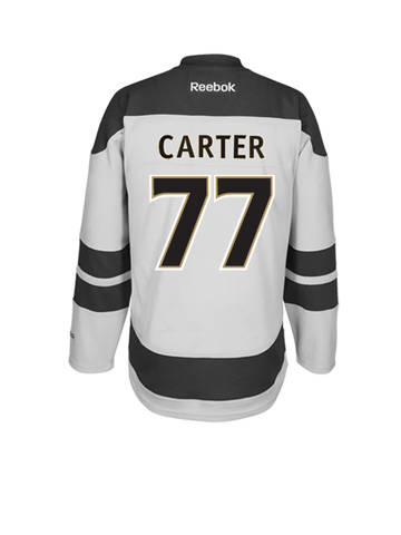 Los Angeles Kings 50th Anniversary Youth Jeff Carter Premier Jersey