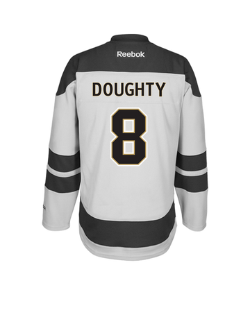 Los Angeles Kings 50th Anniversary Youth Drew Doughty Premier Jersey