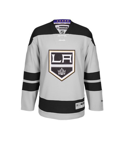Los Angeles Kings 50th Anniversary Youth Tyler Toffoli Premier Jersey