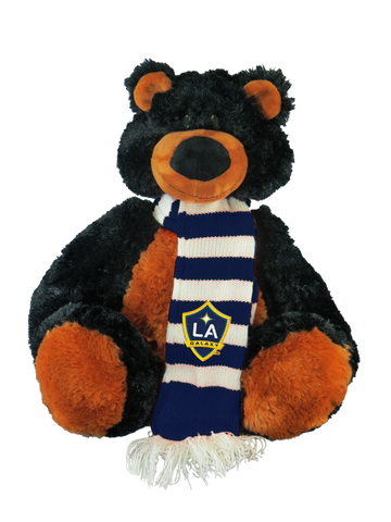 LA Galaxy Ziggy Scarf Plush
